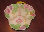 Avon Art Pottery Ltd Avon Ware Divided Serving Dish